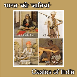 Castes of Rajasthan and India